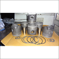 Used Piston Ring