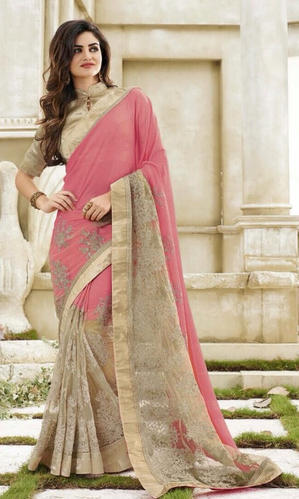 Ladies Attractive Party Wear Saree