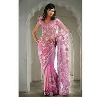 Ladies High Colorfastness Saree