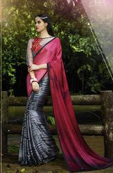 Ladies Printed Casual Wear Saree