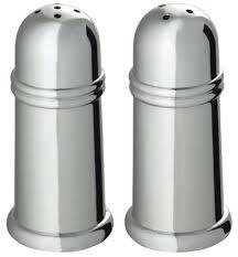 Stainless Steel Pepper Sets