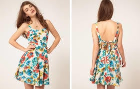 Backless Top For Girls