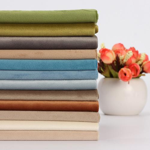Durable Plain Curtain Fabric