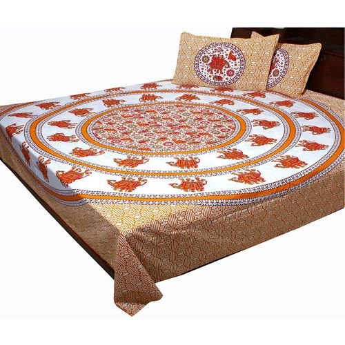 Fancy Printed Bed Sheet Sets