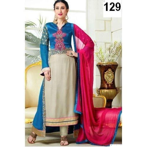 Girls Fancy Salwar Suit