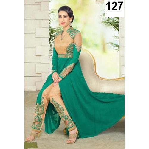 Ladies Fancy Long Salwar Suit