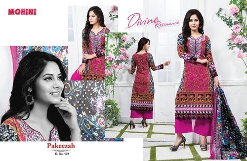 Mohini Divine Resinance Salwar Suit