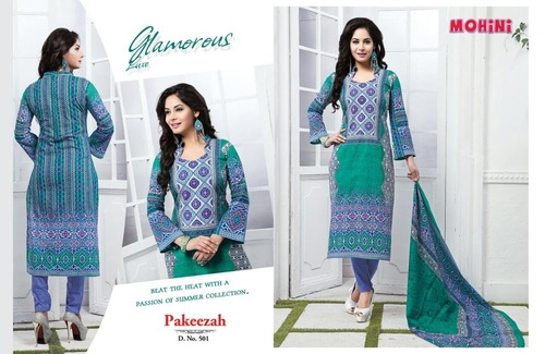 Mohini Glamorous Luxe Unstitched Salwar Suit in  New Area