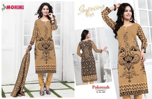 Mohini Imposing Style Salwar Suit in  New Area