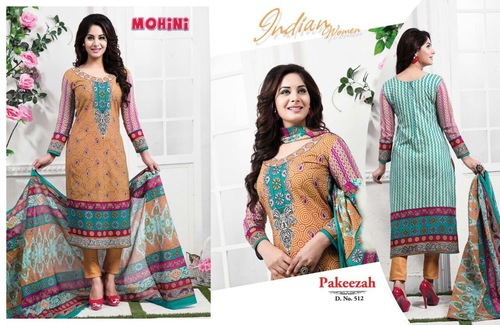 Mohini Indian Woman Style Unstitched Salwar Suit