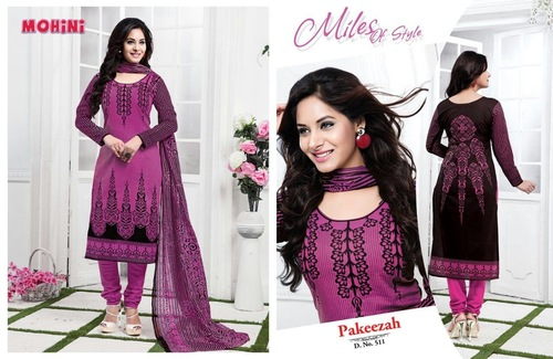 Mohini Miles Style Salwar Suit