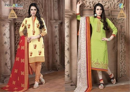 Priyanshi Unstitched Salwar Suit