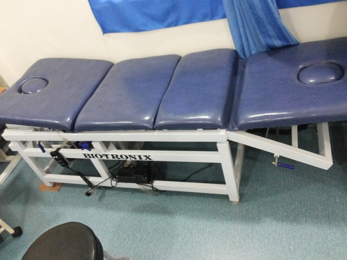 Deluxe Model Hi Low Traction Tables
