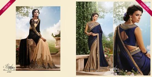 Designer Party Wear Ladies Sarees in  Maliwara