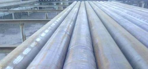 ERW Welded Up Steel Pipe