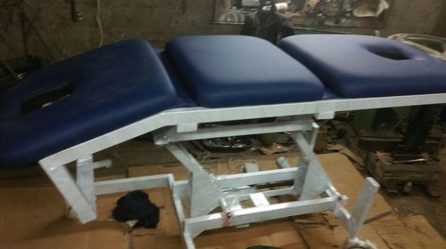 Hi Low Treatment Table Motorized 3 Section With Dual Motor