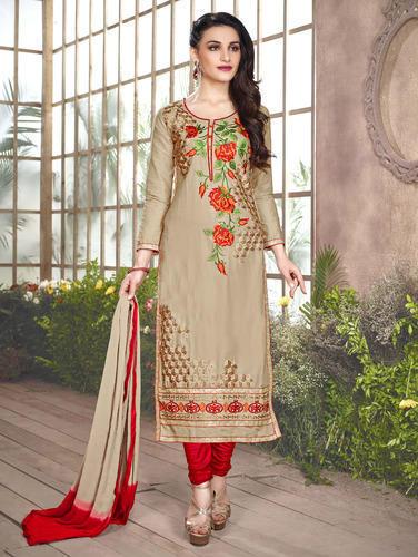 Ladies Beautiful Printed Suit
