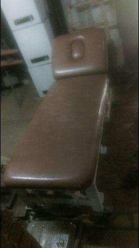Motorized Dual Section Hi Low Treatment Tables
