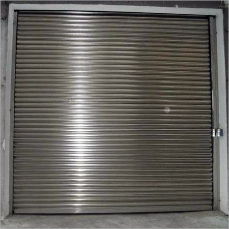 Stainless Steel Rolling Shutters in   GIDC