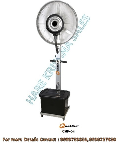Industrial Cooling Misting Fan