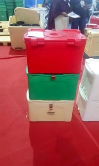 Roto Moulded Plastic Boxes