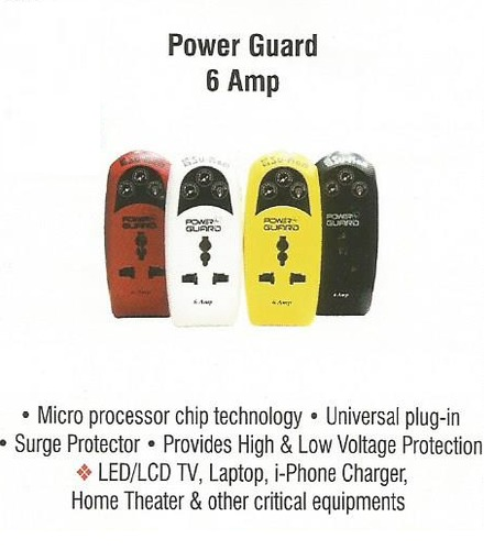 Power Guard 6 Amp