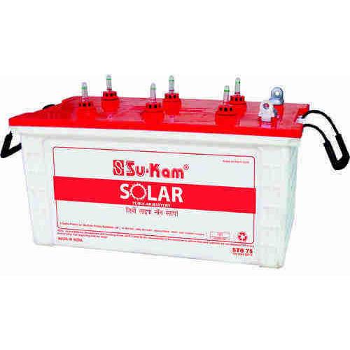 Solar Batteries (Su Kam) in  R.K. Road