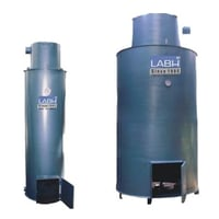 Wood Fire Water Heater