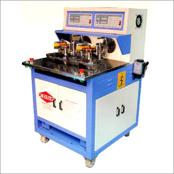 CNC Ceiling Fan Motor Winding Machine (Dual Drive) in  22-Sector