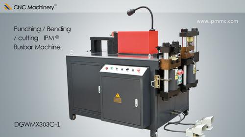 Hydraulic Busbar Punching Machine