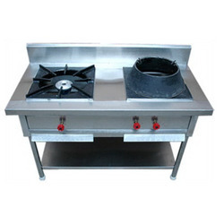 Stainless Steel Gas Burner in  Chickpet