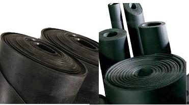 Thermal Insulation - Elastomeric Nitrile Foam