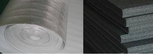 Thermal Insulation - Expanded Polyethylene Foam
