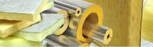 Thermal Insulation - Resinbonded Fiber Glasswool