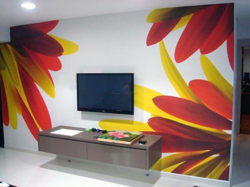 Textured Wallpaper Media