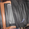 Top Quality Buff Split Finished Leather