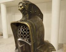 Finest Antique Gladiator Helmet