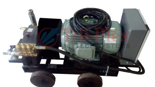 Hydrostatic Pressure Test High Pressure Pumps