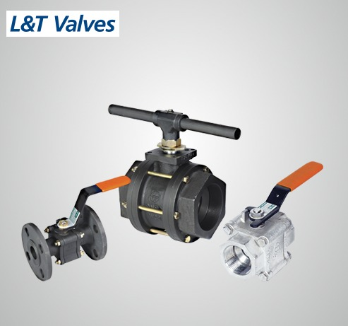 L And T Ball Valve