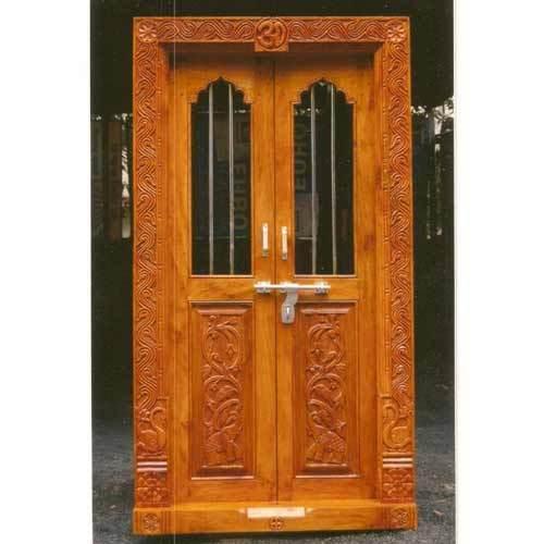 Teak Wood Doors in   New Bhoiguda