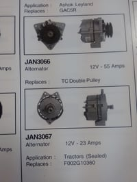 Ashok Leyland Alternator