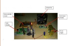 GSM Based Home Security and Vigilance System Using IR Obstacle Sensor with LCD