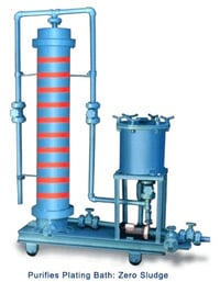 Nickel Recovery System