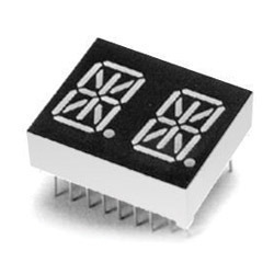 Alpha Numeric Dual Digit Led Display 0.56 Inch