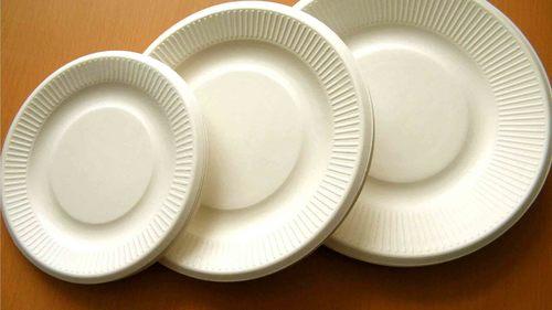 Rigid Round Thermocol Plates