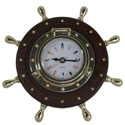 Decorative Marine Clock