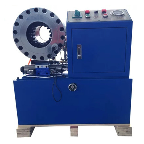 Hydraulic Hose Punching Machine in  Gorwa (Vdr)