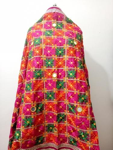 Fancy Designer Phulkari Dupatta