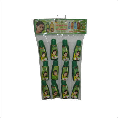 Hair Oil Display Hanger