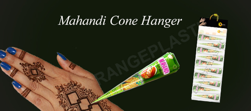 Mahandi Cone Display Hanger